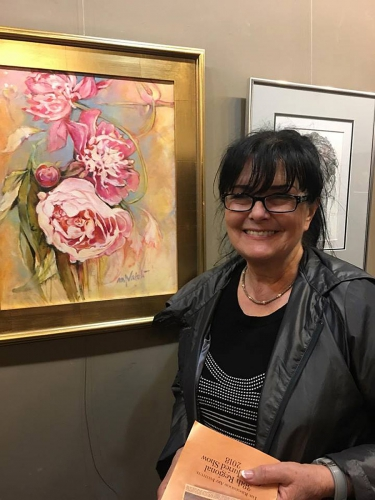 Nomination to show my art work at  Ridgewood Art Institute NJ 2018